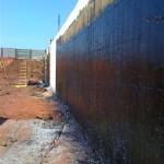 איטום קירות מרתף תת קרקעי